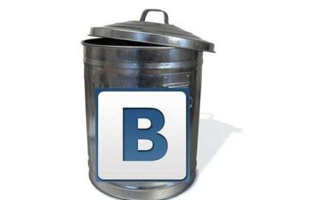 Как удалить все сообщения Вконтакте сразу – пошаговая инструкция
