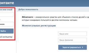 Как удалить логин и пароль в ВК при входе, если случайно сохранила в браузере?