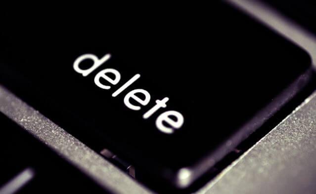 как удалить фото в контакте на своей странице из альбома с телефона